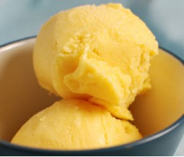 Mango Ice Cream