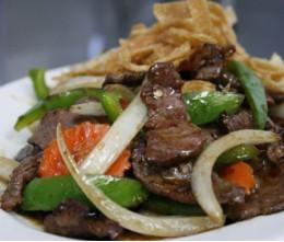 300.  Mongolian Beef Angus Certified
