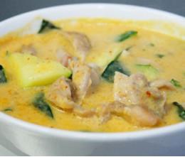 520 Chicken Curry