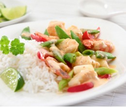 Fish Fillet Curry