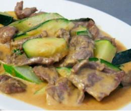531 Pa-Nang Curry Beef Angus Ceritfied