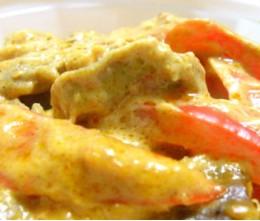 Pa-Nang Curry Fish Fillet