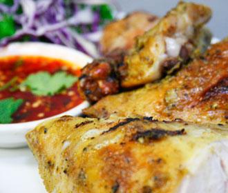 551 Thai BBQ Chicken Half