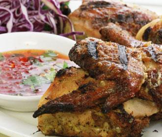 552 Thai BBQ Chicken Whole
