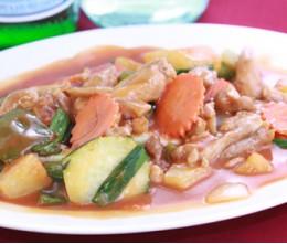 Thai Sweet & Sour Pork