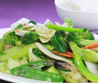 Stir Fry Mixed Vegetables