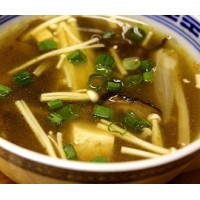 722.  Hot and Sour Tofu Soup