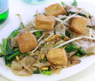 Pad Si-Eiw Tofu