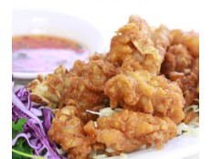 002.  Fried Calamari