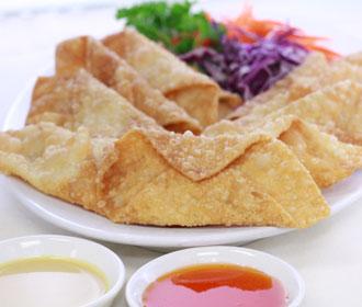 004.  Fried Won-Tons
