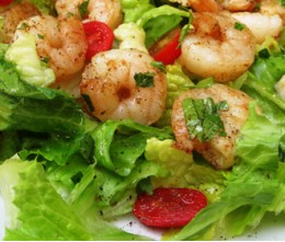 028.  Spicy Shrimp Salad