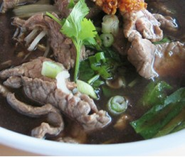 154.  Beef Noodle Soup Certified Angus
