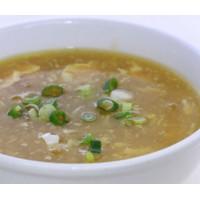 101.  Egg Flower Soup (bowl)
