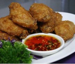 017 Thai Fried Chicken Wings
