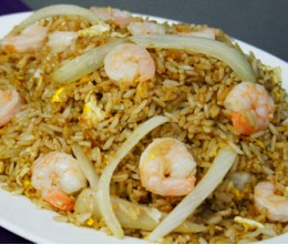 203.  Shrimp Fried Rice
