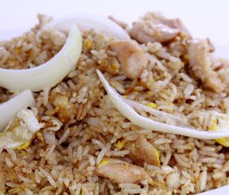 206.  Chicken Fried Rice