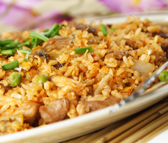 207 Pork Fried Rice
