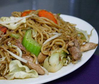 169 Chicken Chow Mein
