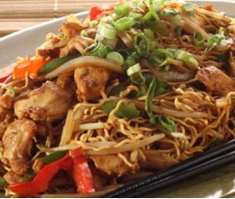 169.5  Pork Chow Mein