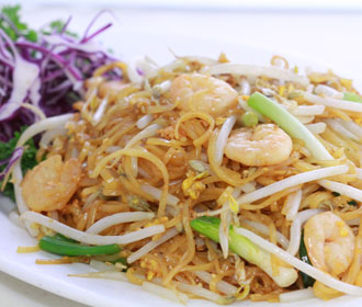 170.  Pad Thai Shrimp