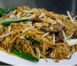 173.  Pad Thai Beef Angus Certified