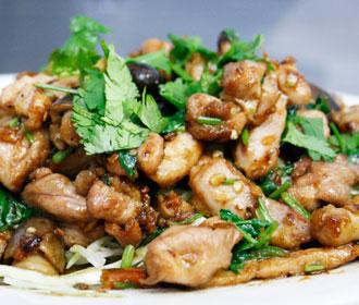 Best chicken in garlic pepper sause in las vegas at kung fu thai chicken in garlic pepper sauce forumfinder Choice Image