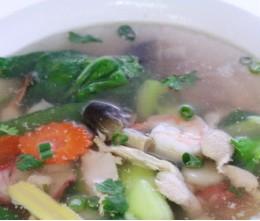 103.  Wor-Won Ton Soup