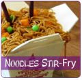 Noodles Stir-Fried