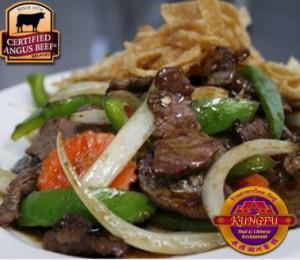 Best Mongolian Beef In Las Vegas