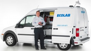 Best restaurant in Las Vegas uses Ecolab