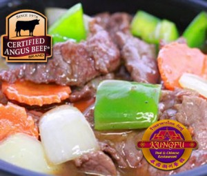 Oriental Food In Las Vegas Is Now Certified Angus At Kung Fu Thai & Chinese Restaurant