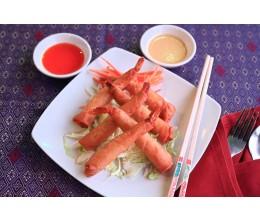 011 Shrimp Rolls