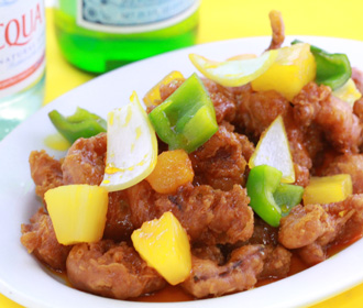 335.  Sweet and Sour Chicken
