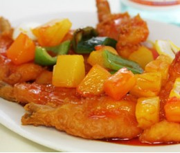 337.  Sweet and Sour Jumbo Shrimp