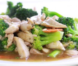 352.  Chicken and Broccoli