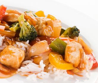 359 Chicken Chop Suey