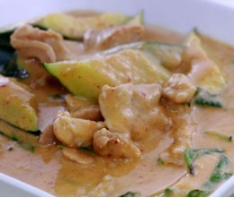 532.  Pa-Nang Chicken Curry