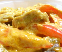 Pa-Nang Curry Fish Fillet