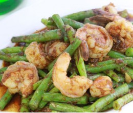 566. Shrimp and Green Beans