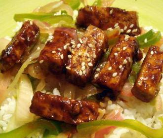 Tofu Satae
