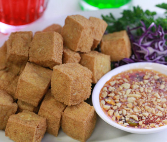 703. Fried Tofu