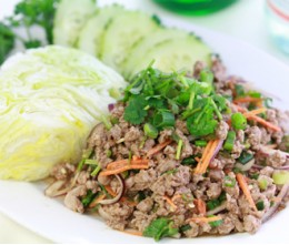 025 Certified Angus Larb Beef Salad