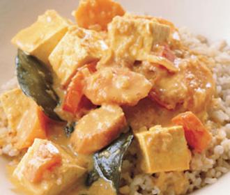 Panang Tofu