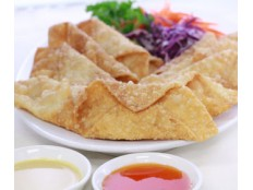 004.  Fried Won-Ton-Chips