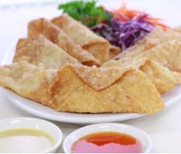 004.  Fried Won-Ton-Chips