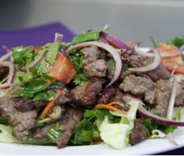 026. Thai Certified Angus Beef Salad