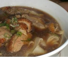 156. Duck Noodle Soup