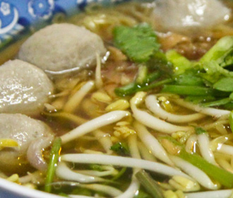 157. Fish Ball Noodle Soup