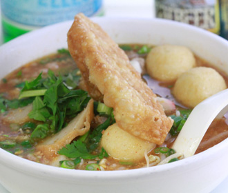 Tom Yum Noodle Soup