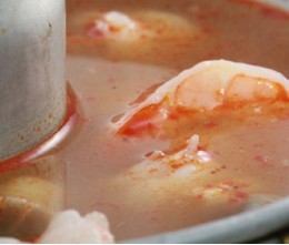 122 Tom Yum Shrimp Soup